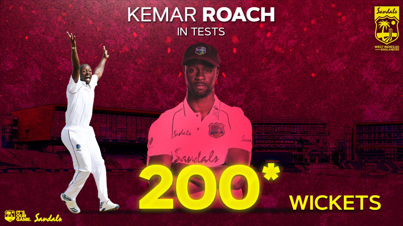 Kemar  Roach - 200 Wickets average.jpg