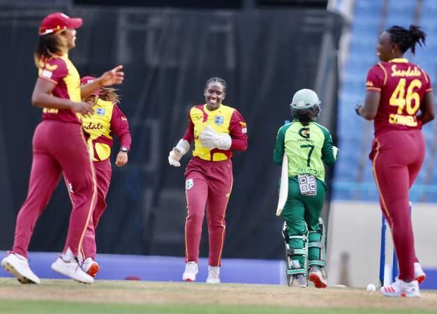 Shamilia Connell - Pakistan Women T20I