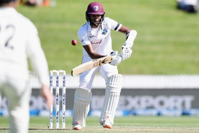 Kraigg Brathwaite - New Zealand - 1st Test
