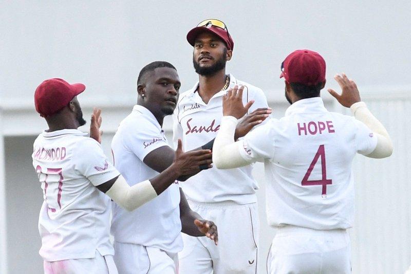 Jayden Seales - Test - South Africa