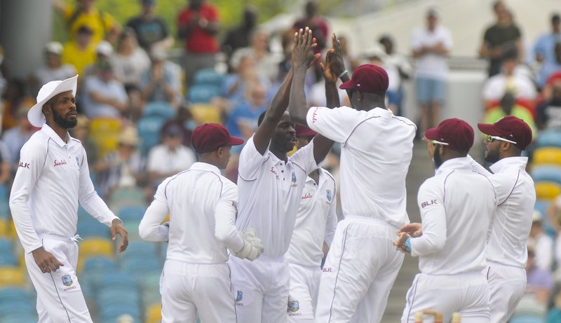 Windies celebrate Test 1, Day 2 - WI v ENG.jpg