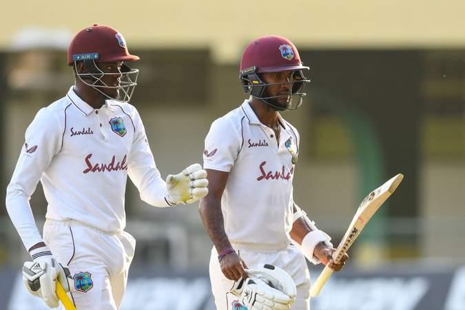 Kraigg Brathwaite - Alzarri Joseph - 2nd Test v Pakistan