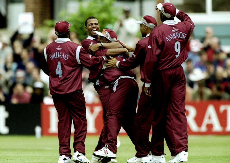 West Indies World Cup 1999 Ridley Jacobs And The Fast Bowlers Topple New Zealand Windies Cricket News