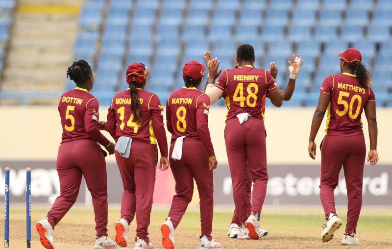 West Indies Women v Australia - 3rd ODI