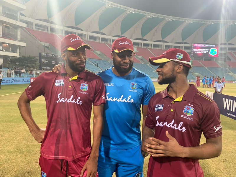Pollard, Chase and Hope after AFG match.jpg