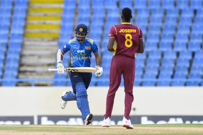 Alzarri Joseph - 3rd ODI - Sri Lanka