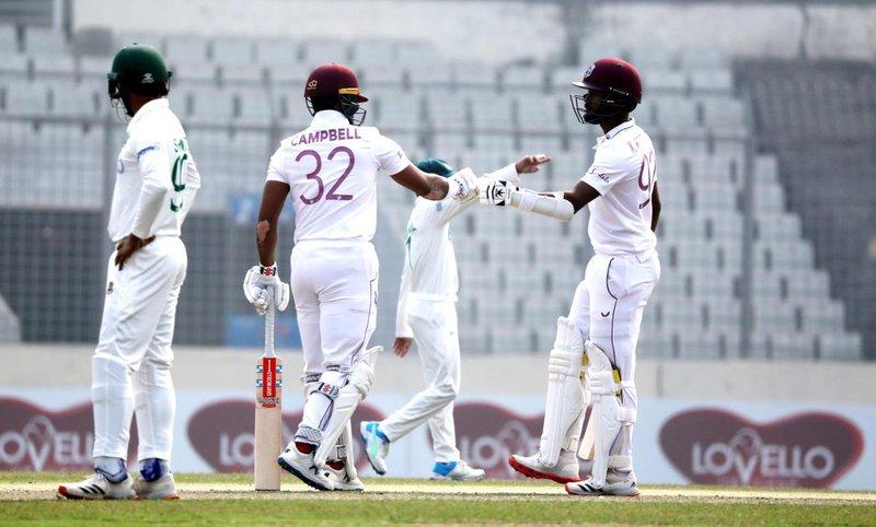 Kraigg Brathwaite John Campbell - Bangladesh Test 2.jpg