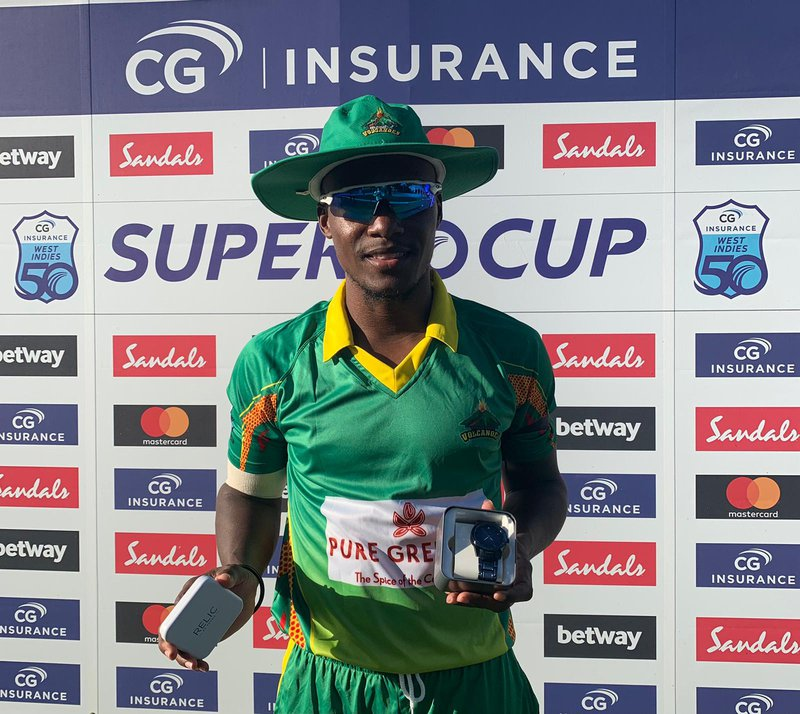 Kevin Stout - Windwards v Leewards  - MoM