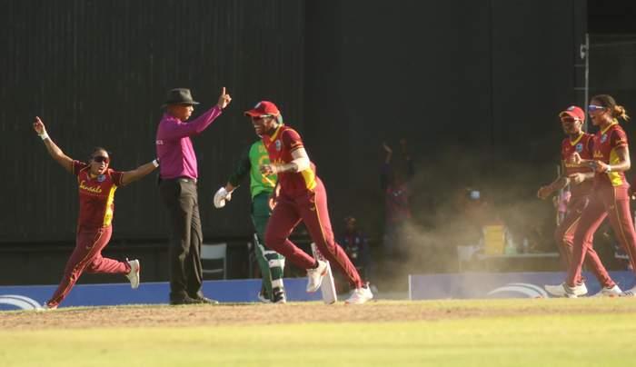 West Indies Women - 5th ODI v South Africa Women