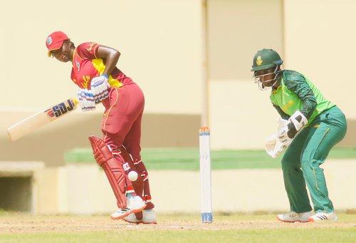 Rashada Williams - 5th ODI v Suuth Africa