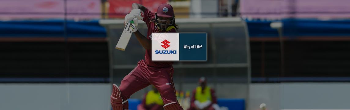 WI v ENG: 1st ODI | Match Highlights powered by SUZUKI