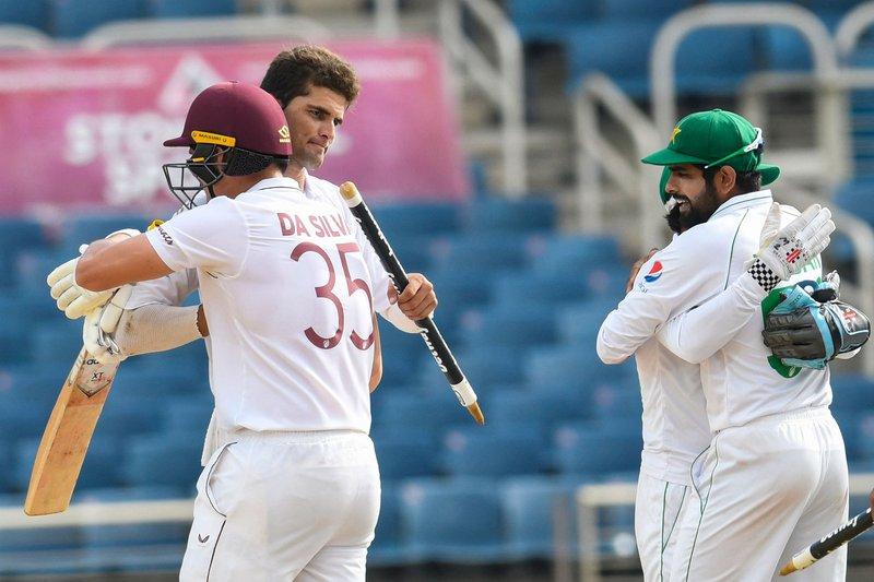 Joshua Da Silva - 2nd Test vs Pakistan