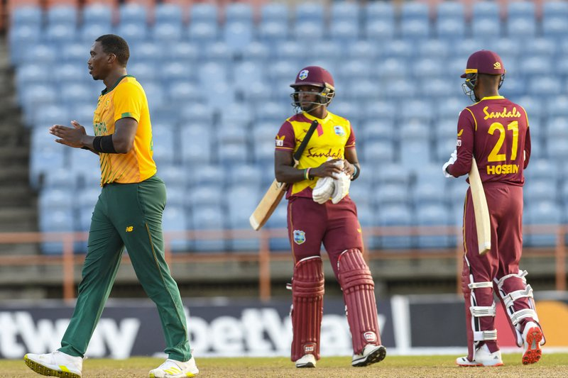 5th T20I - South Africa