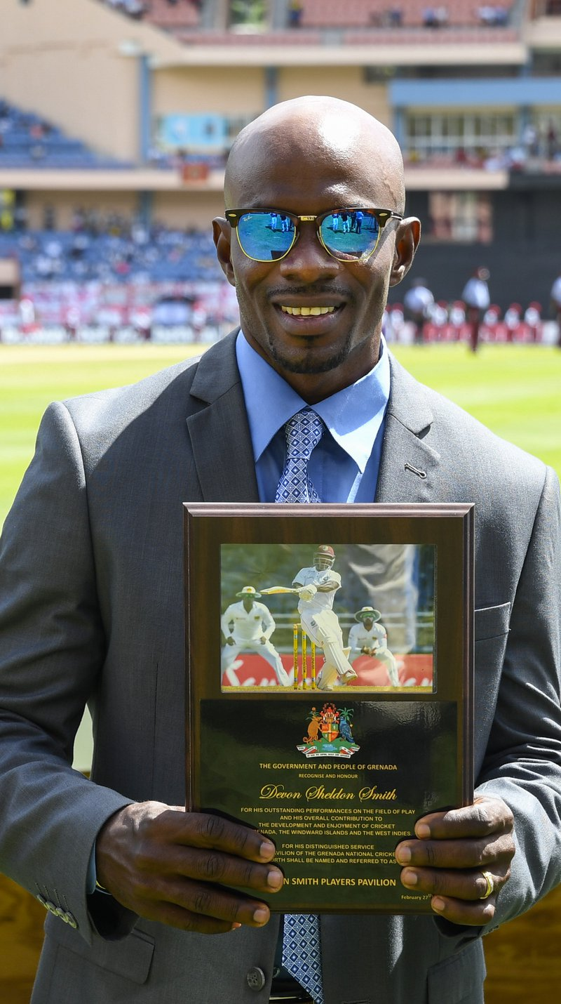 D Smith with his award.jpg