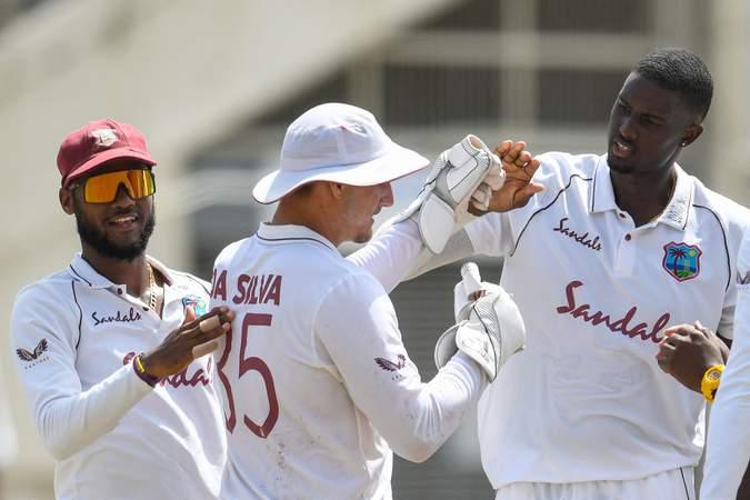 2nd Test v Pakistan