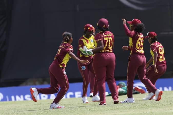 WI Women v Pakistan Women - 2nd T20I