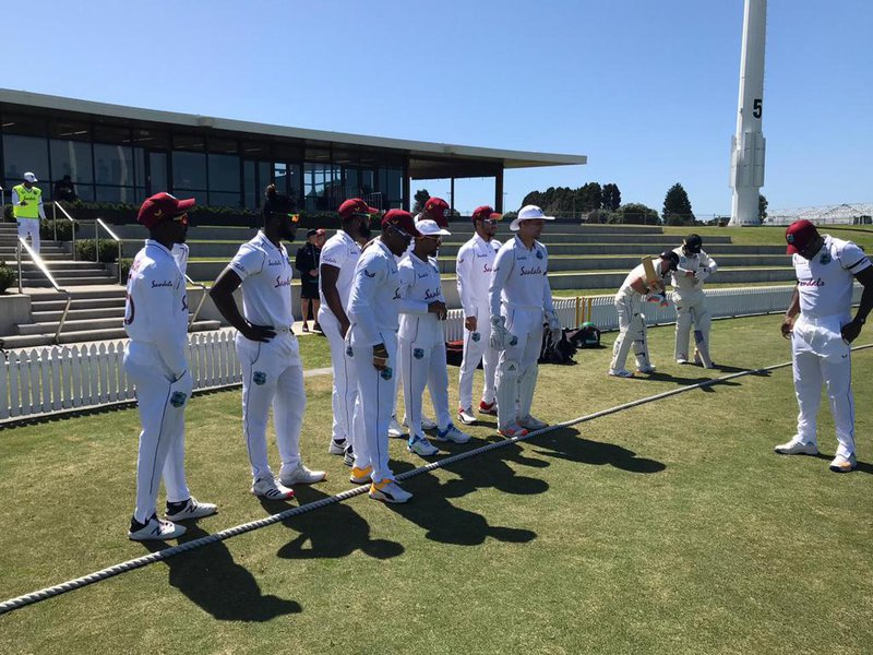 West Indies A v New Zealand A