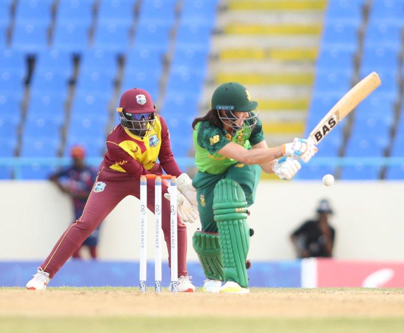 WI Women - 1st T20I v South Africa
