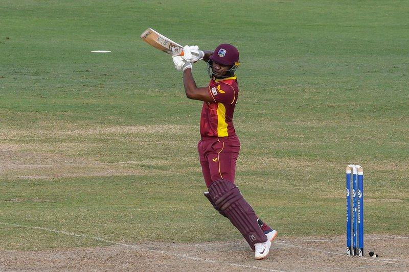 Evin Lewis - 3rd ODI - Australia