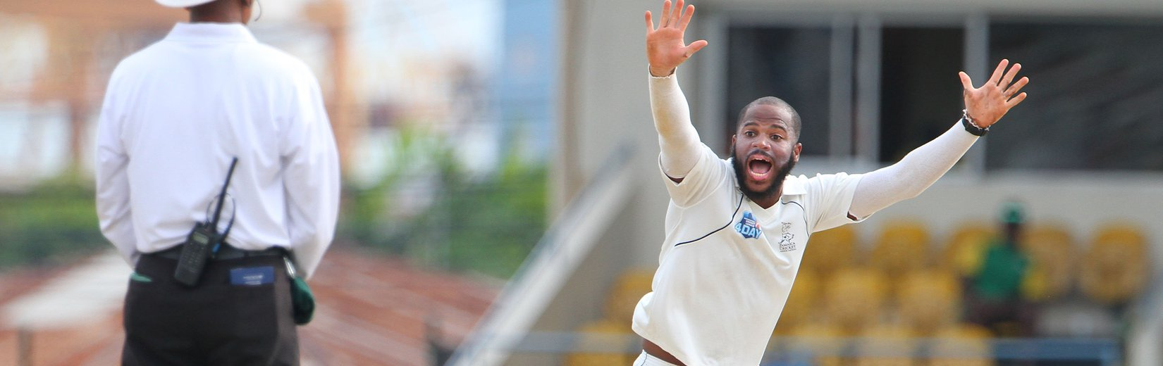 Campbell hails grandfather in rise to Windies colours