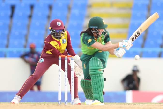 1st T20I  v South Africa Women