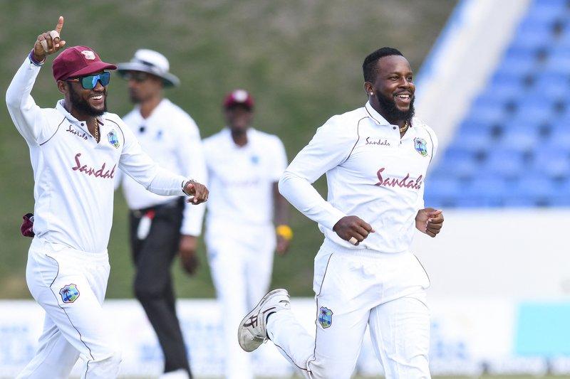 Kyle Mayers 1st Test Sri Lanka