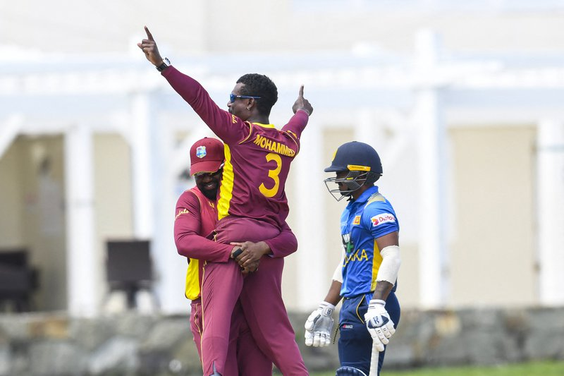 Jason Mohammed - 2nd ODI - Sri Lanka