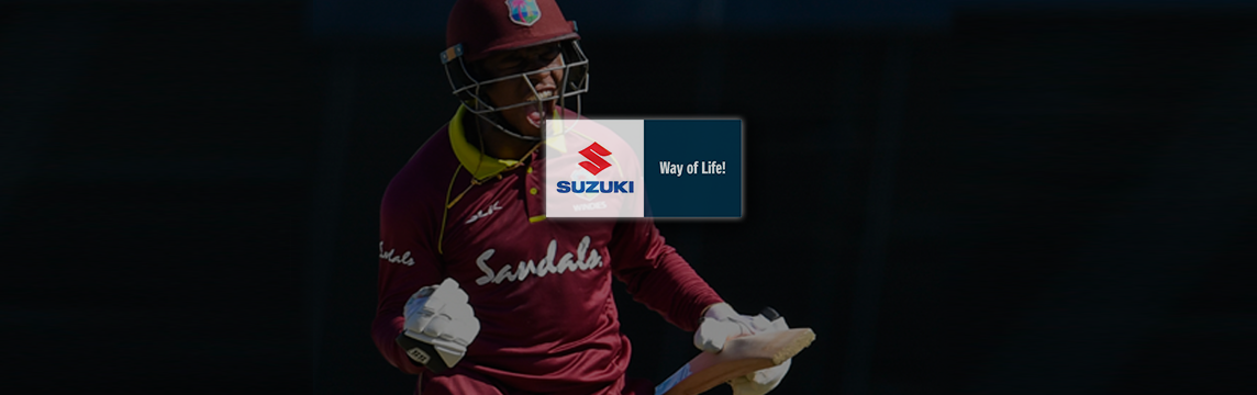 WI v ENG - ODI 2 - MATCH HIGHLIGHTS BROUGHT TO YOU BY SUZUKI