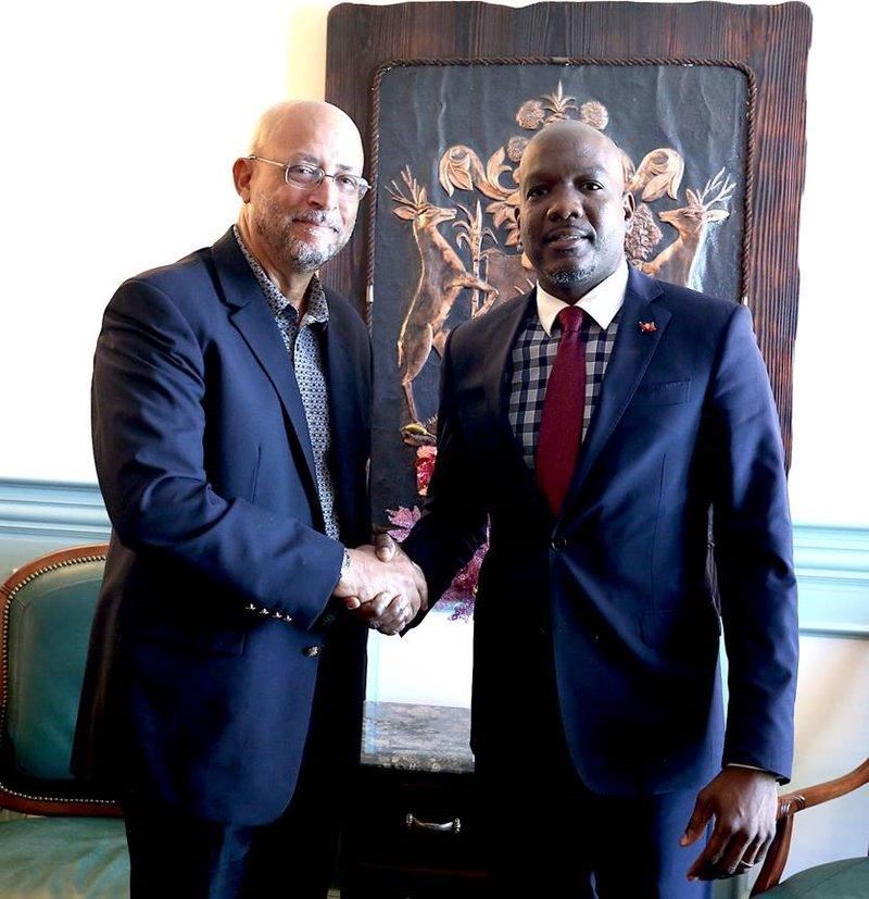 Hon. Matthew and President Skerritt.jpg
