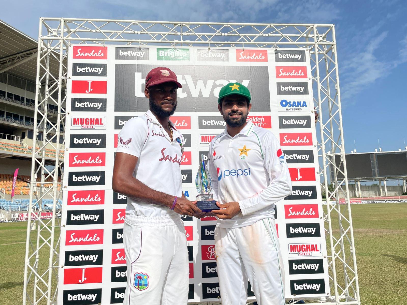 Kraigg Brathwaite - 2nd Test v Pakistan - Series Draw