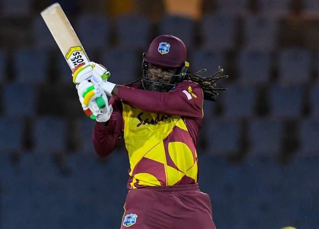 Chris Gayle - T20I Australia - 14000 runs