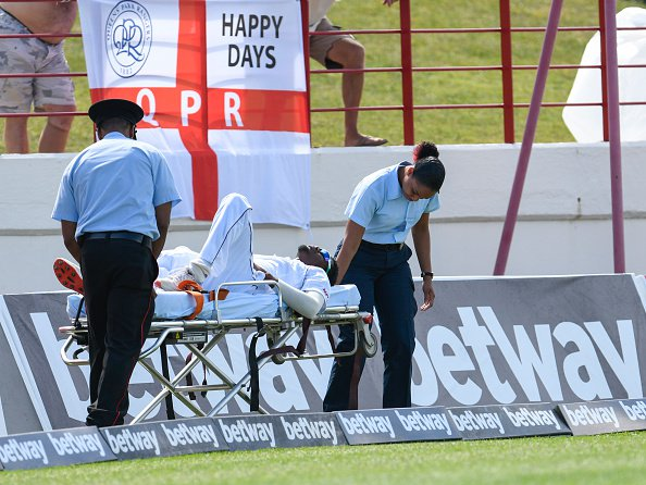 An injured Keemo Paul.jpg