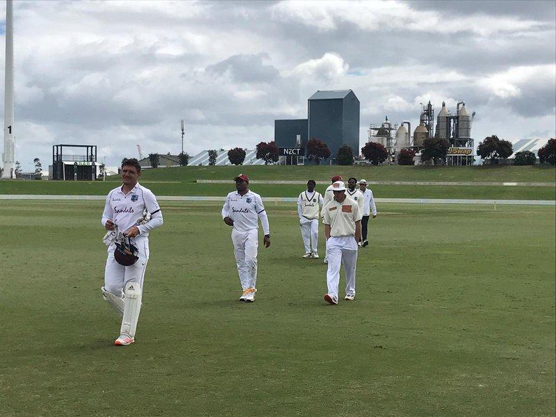 Joshua Da Silva - New Zealand-A Test