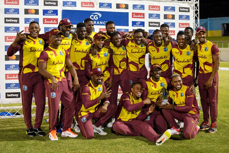West Indies Win Australia T20I series