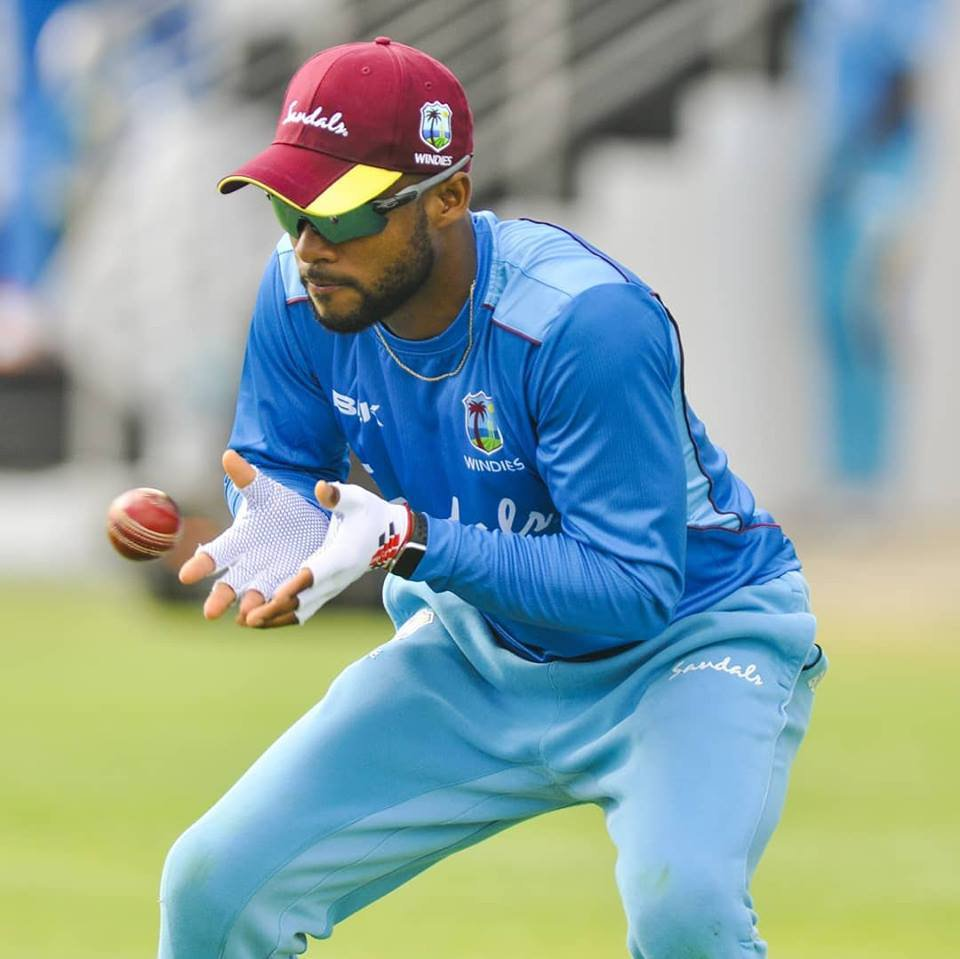 Shai Hope at practice.jpg