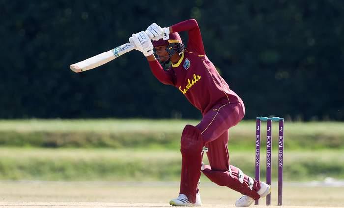 Teddy Bishop - U19 - 3rd ODI v England - Century 2.jpg