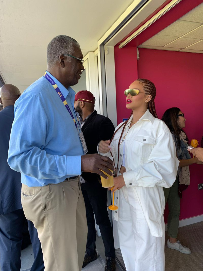 Rihanna and Joel Garner.jpg