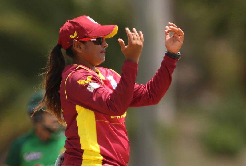 Anisa Mohammed - Pakistan Women - ODI.jpg