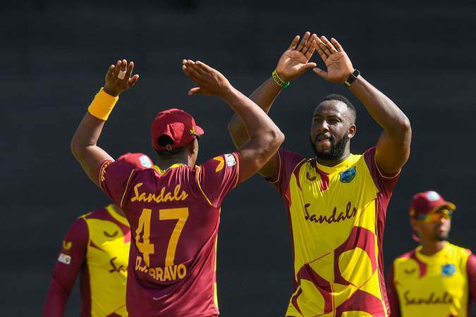 Andre Russell - T20I - South Africa