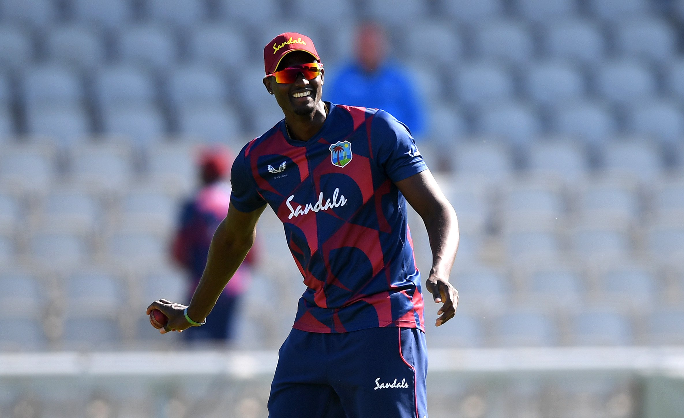 Jason Holder  - Warm Up Day 1.jpg