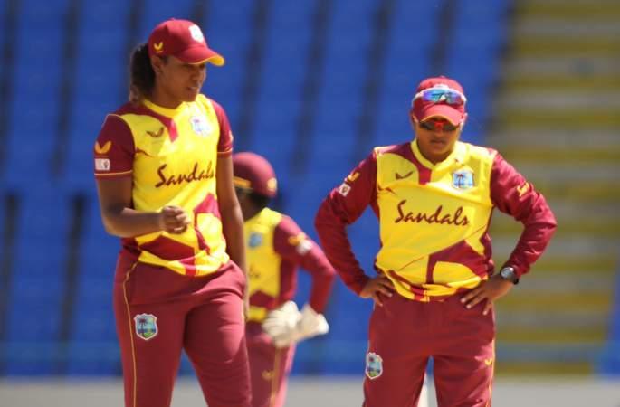 Anisa Mohammed - Hayley Matthews - 1st T20I v South Africa Women.jpg