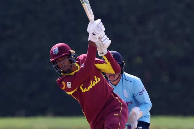 Teddy Bishop - U19 - 2nd ODI v England.jpg