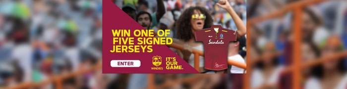 Enter To Win A Signed WINDIES Jersey.jpg
