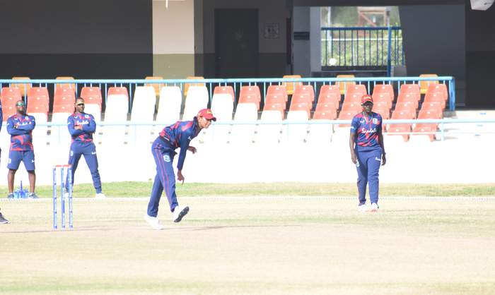 West Indies Women Warm up match.JPG