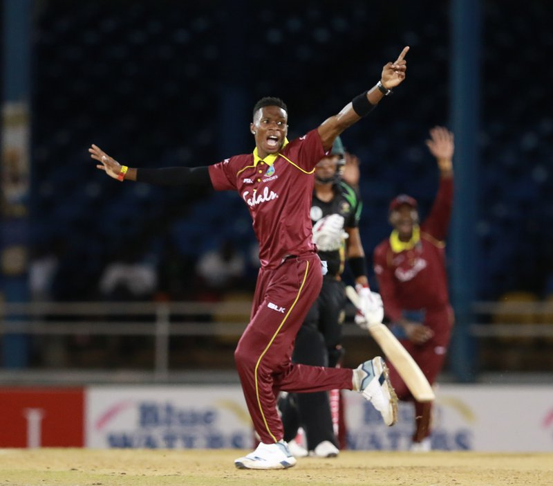 west indies terrific 50 overs