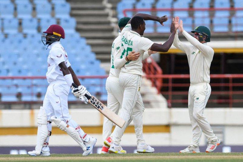 1st Test v South Africa