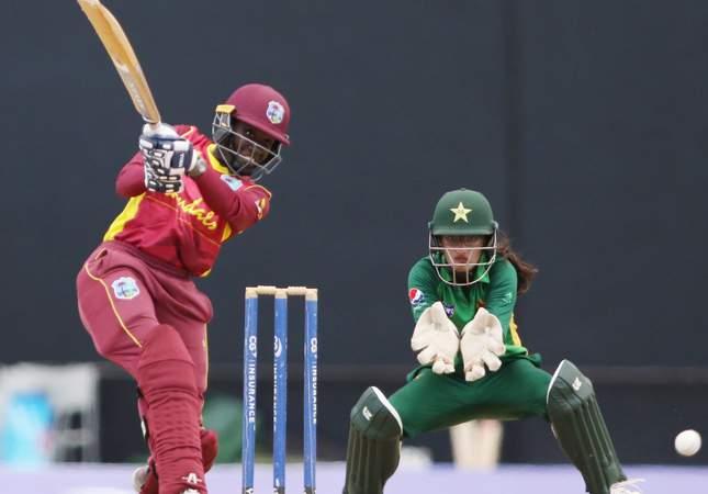 Kyshona Knight - 4th ODI - Pakistan Women.jpg