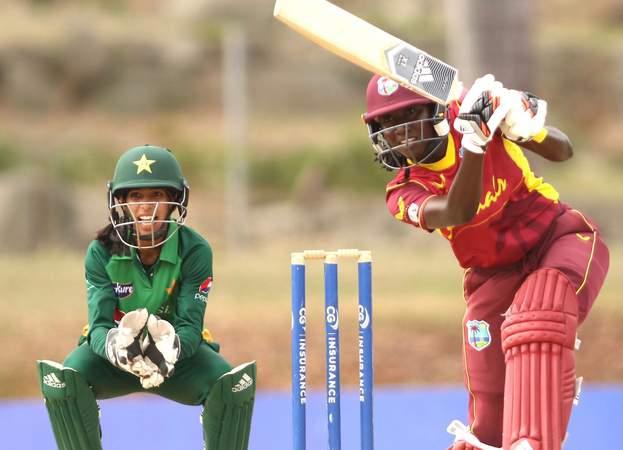 Stafanie Taylor - Century Pakistan Women - 1st ODI