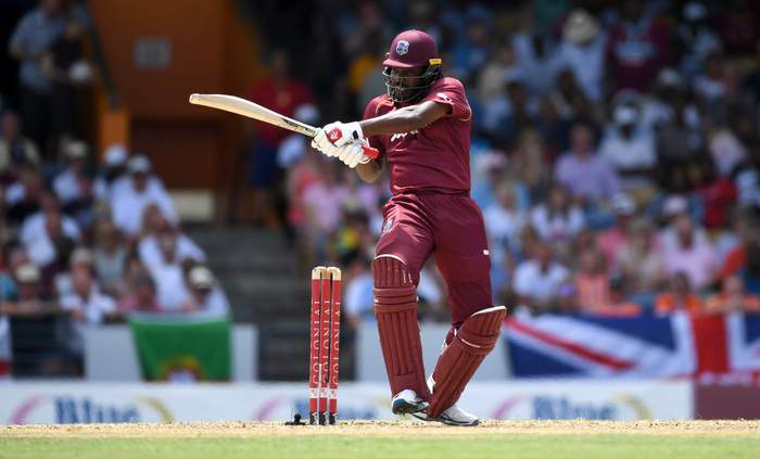 Chris Gayle drives shot.jpg