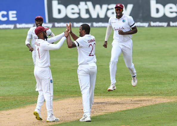 2nd Betway Test - South Africa